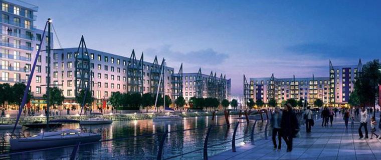 New residential village for Berkeley Homes