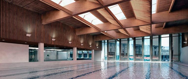 New Leisure Centre – Nottingham